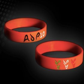 ADP10 Orange Bracelet