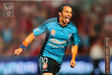 ADP Cards ADP SydneyFC Cards