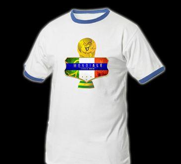 T-shirt mondiALE 2014 T-shirt mondiALE 2014 ADULTO