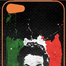 Cover Adesive iphone & samsung iPhone5 Sticker Linguaccia