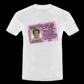 T-shirt cartellino
